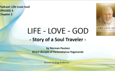 Episode 3: Insights into Life-Love-God