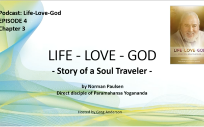 Episode 4: Insights Into Life-Love-God