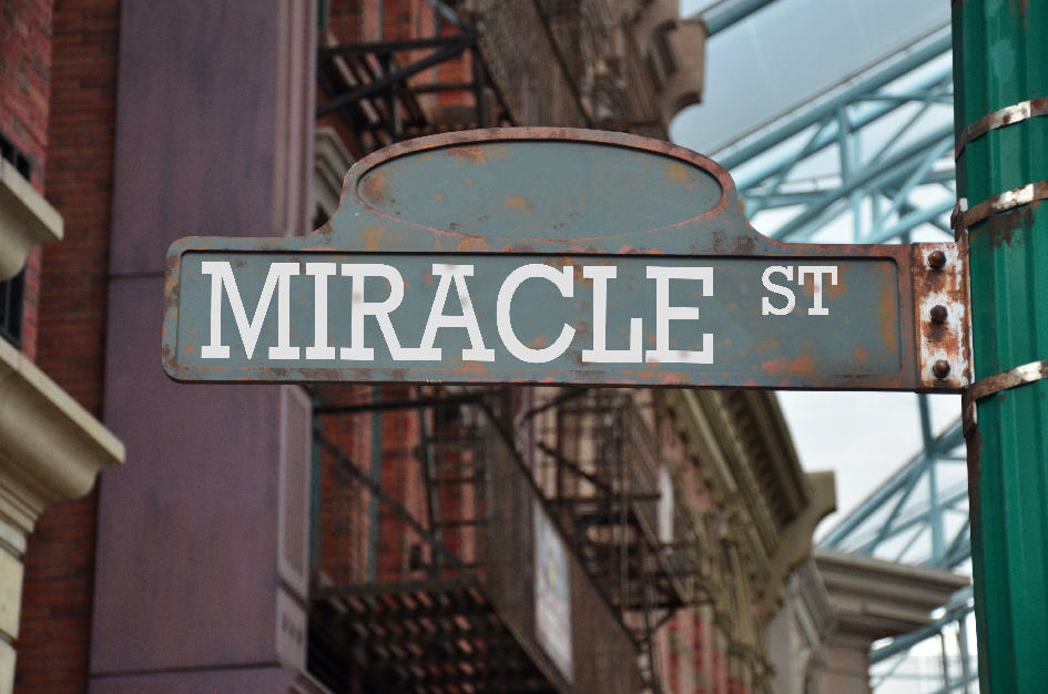 Finding the Miracle of Today
