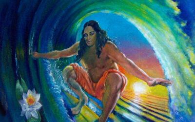 Great Yogi Paramahansa Yogananda
