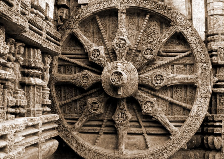 Ancient Indian Carvings