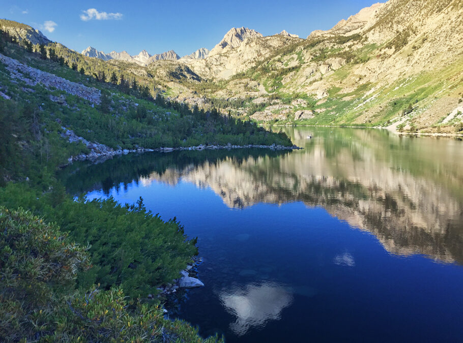 Sierra's Lake